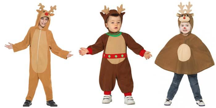 Универсальный костюм оленя