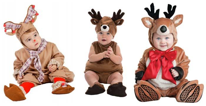 Костюм оленя для малышей