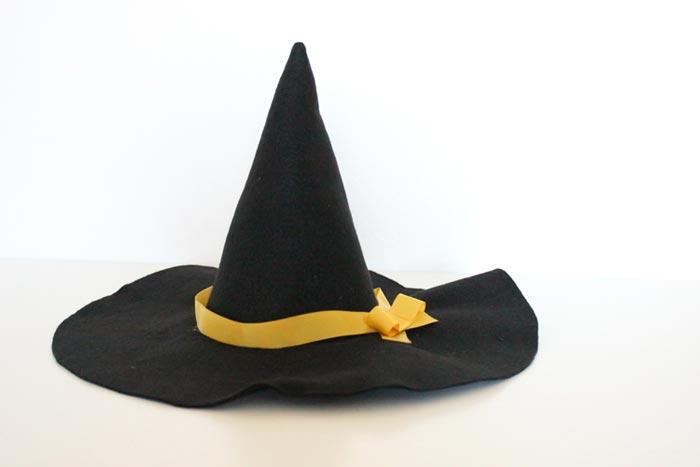 Шляпа для костюма ведьмы