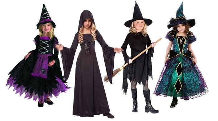 Идеи дизайна костюма ведьмочки