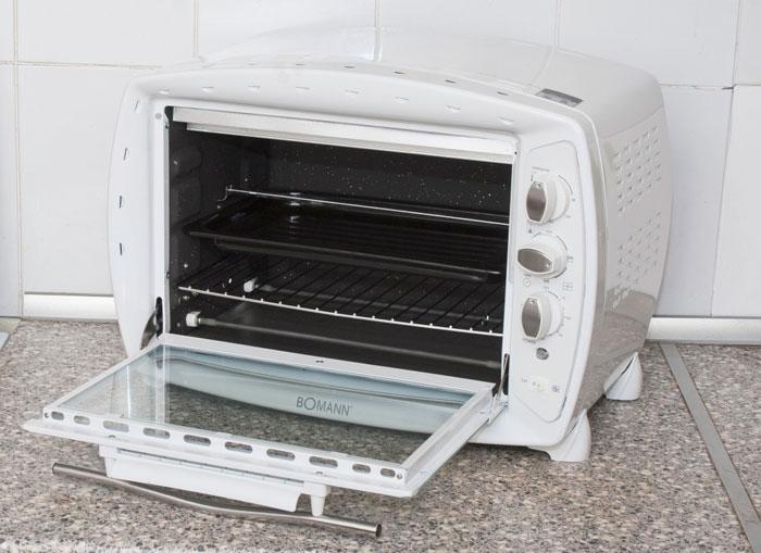 Мини-печь может заменить вам духовку