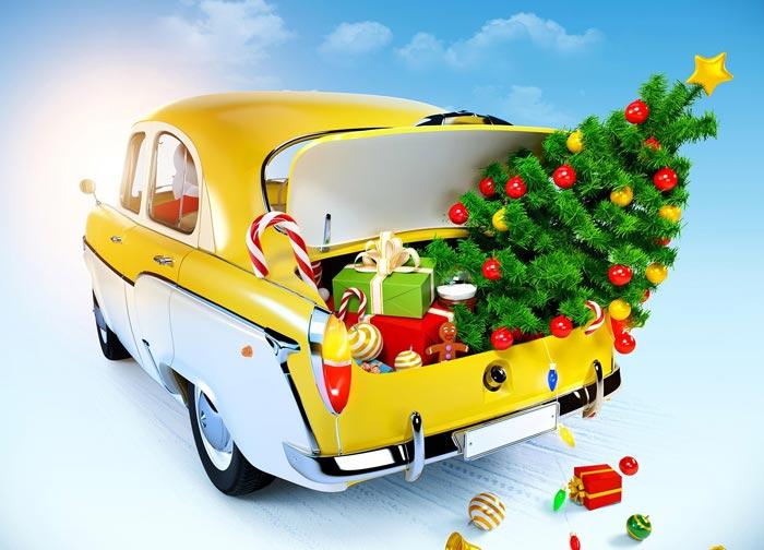 Услуга упаковки подарков в Новый год пользуется огромным спросом