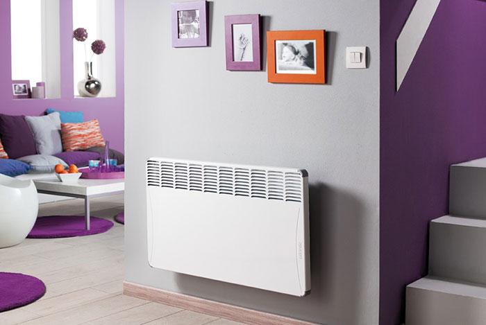 Конвектор обогревает квартиру не сжигая кислород