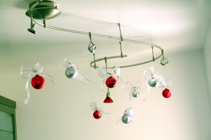 Простые подвесные украшения