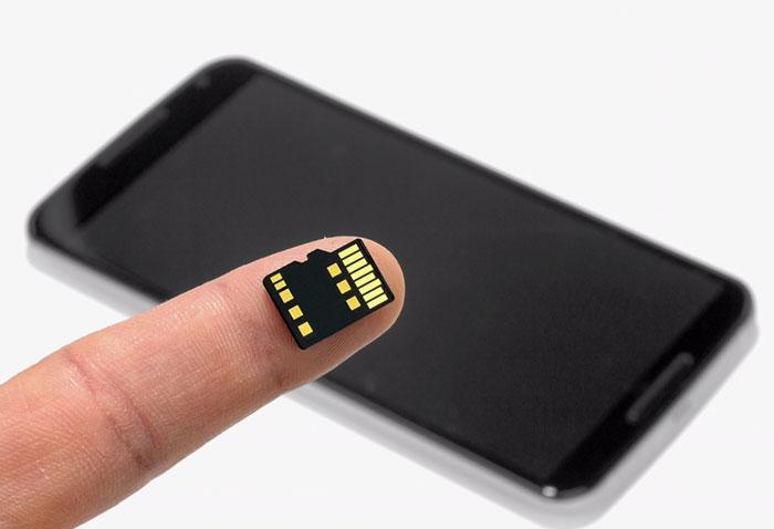 Выбирайте карту памяти, оценив параметры вашего смартфона