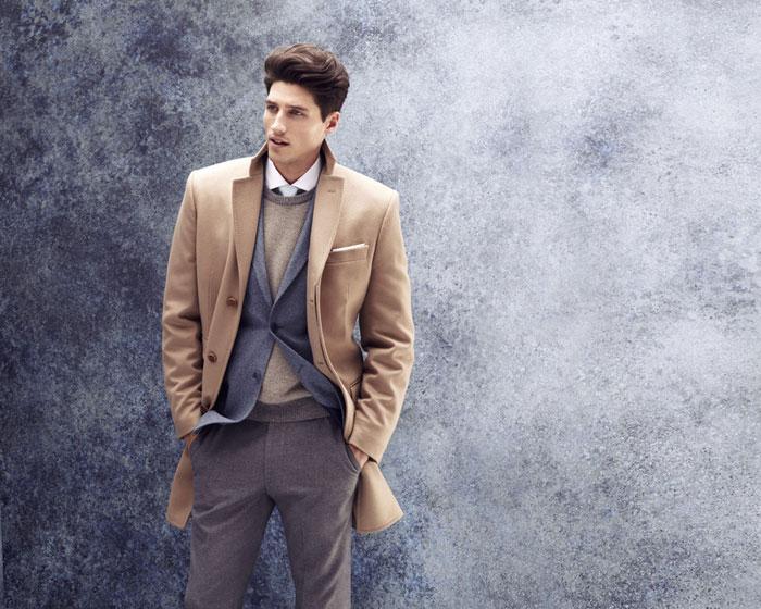 Выбирайте длину пальто в соответствии со своим ростом