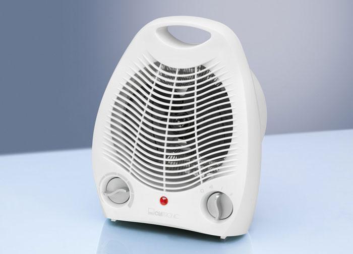 Компактный настольный тепловентилятор
