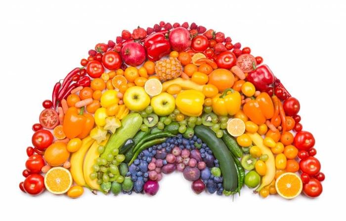 Избегайте фруктов и овощей, которые содержать много углеводов