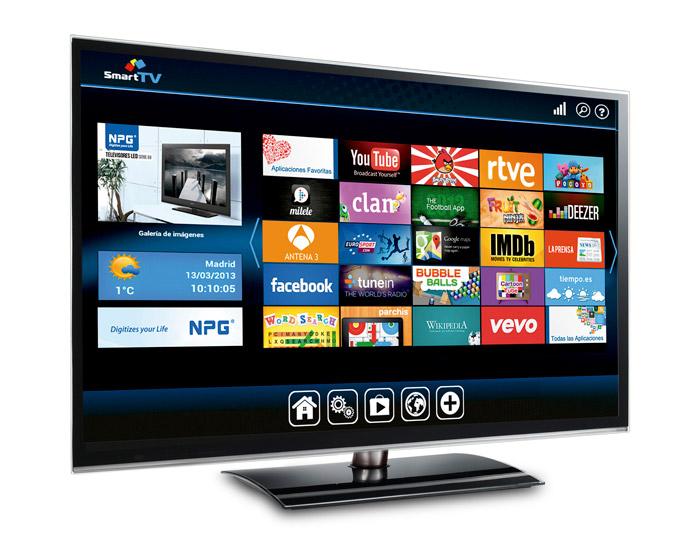 Смарт ТВ позволяет смотреть видео из всемирной сети