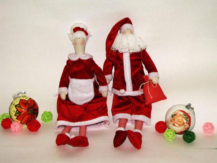 Кукла тильда станет отличным подарком для близких