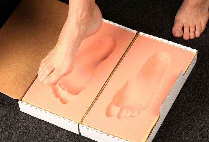 Можно изготовить ортопедические стельки под заказ