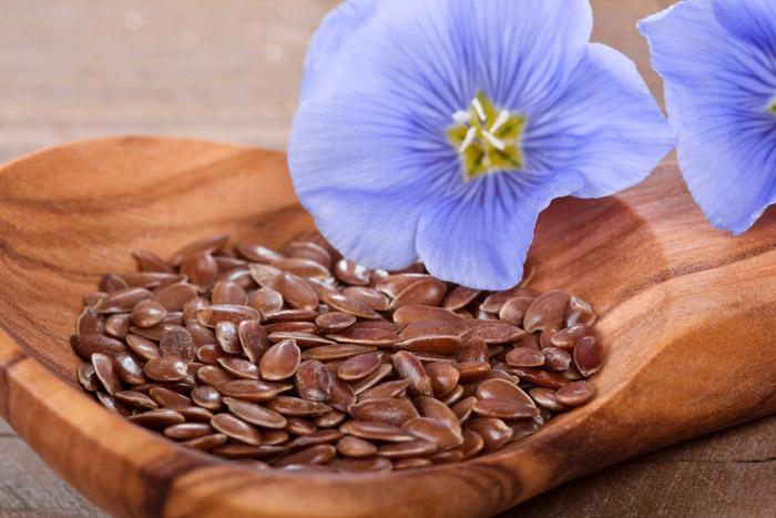 Льняное семя помогает предупредить многие заболевания