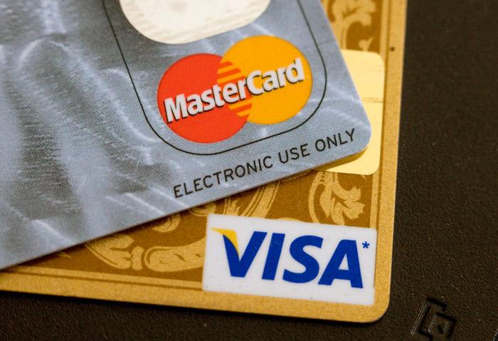 Средства можно вывести на карту Visa, Maestro или MasterCard