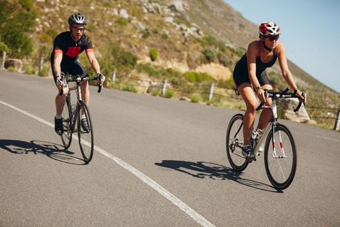 Принципиальных отличий между женскими и мужскими велосипедами не существует