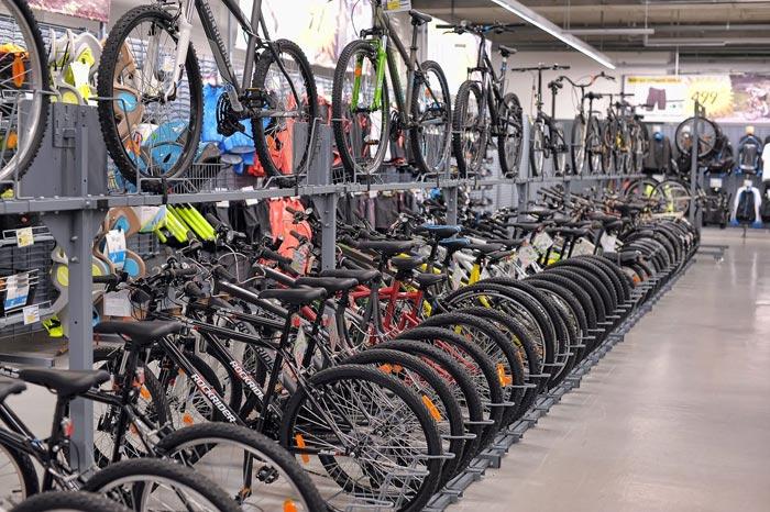 Начните выбор велосипеда с измерения своего роста