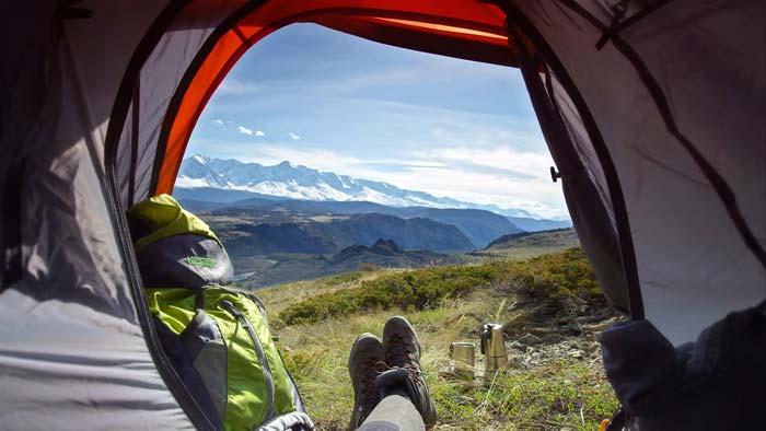 Перед покупкой изучите схему сборки палатки
