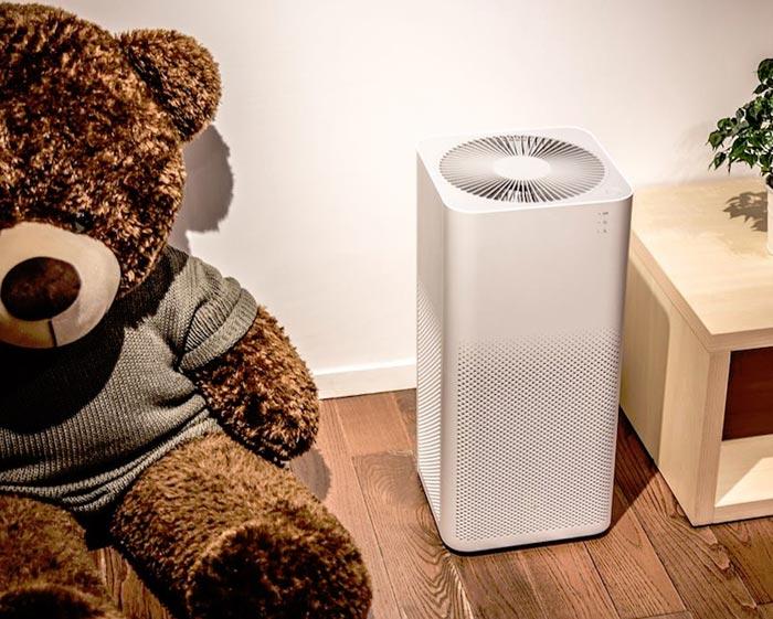 Очиститель воздуха для детской