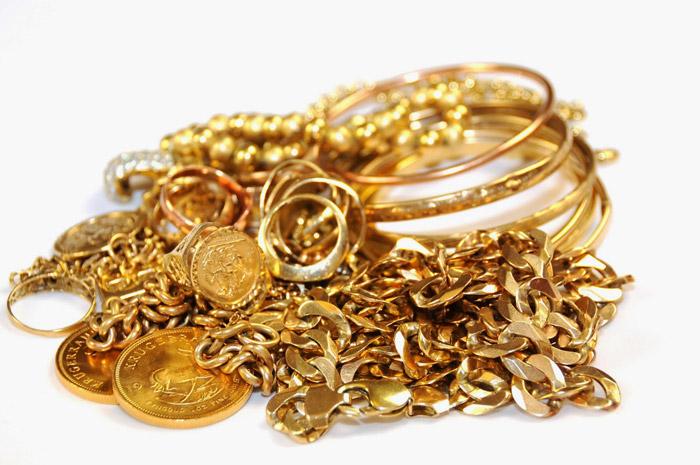 Проба указывает на соотношение золота и дополнительных металлов в сплаве
