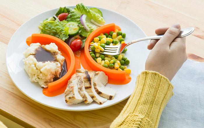 Грамотно составленное меню позволяет получать все необходимые витамины и микроэлементы