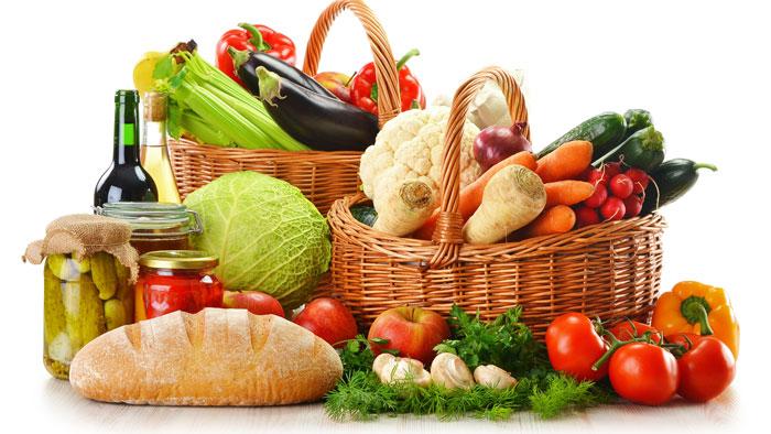 Употребляйте в пищу больше свежих овощей и фруктов