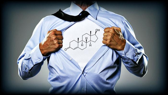 Повышение тестостерона можно заметить по внешним признакам