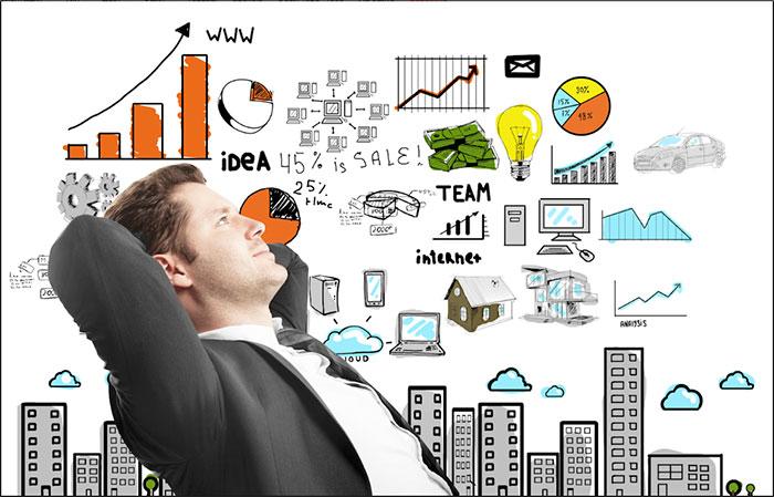 Начинать лучше всего с того бизнеса, в котором хорошо разбираешься