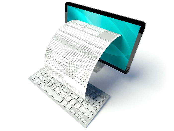 В современном офисе нет необходимости покупать факс, можно отправить документы через интернет