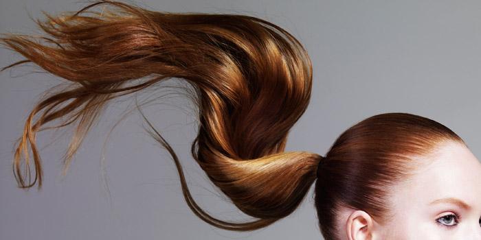 Девушке осеннего цветотипа подойдут рыжие оттенки волос