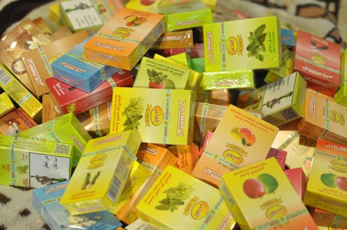 Выбирайте табак с натуральным ароматизатором