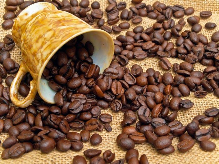 Обратите внимание на степень прожарки кофе