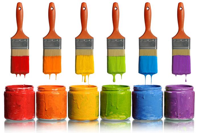 Цвет покрытия выбирайте в зависимости от стиля интерьера