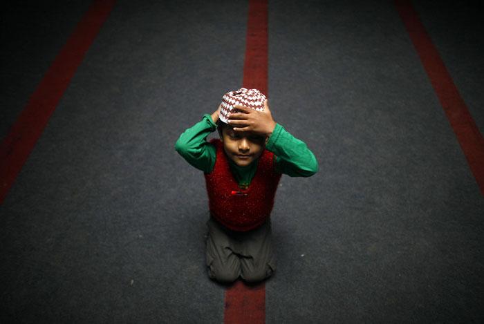 Очень важно в этот день совершить утреннюю молитву