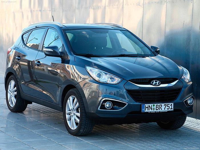 Hyundai ix35 - надежная и экономичная модель