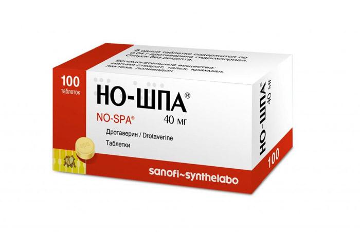 Но-шпа - популярное средство от боли
