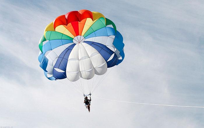 Если имеются какие-либо заболевания, даже насморк, прыжок с парашютом необходимо отложить