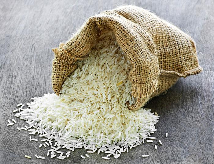 Самый популярный рис для плова - басмати