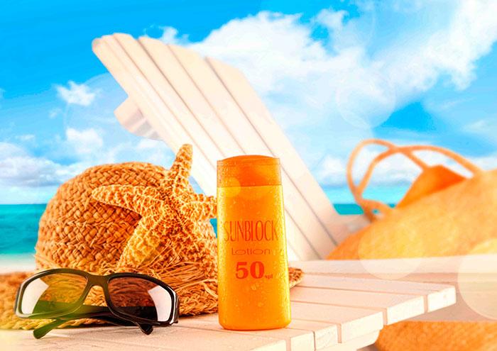 Солнцезащитный крем против пигментных пятен должен содержать Коэнзим Q10 и гиалуроновую кислоту