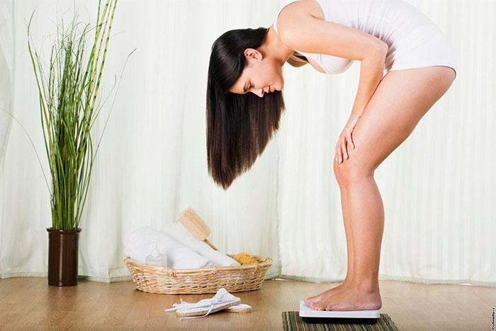 Зависимость роста и веса