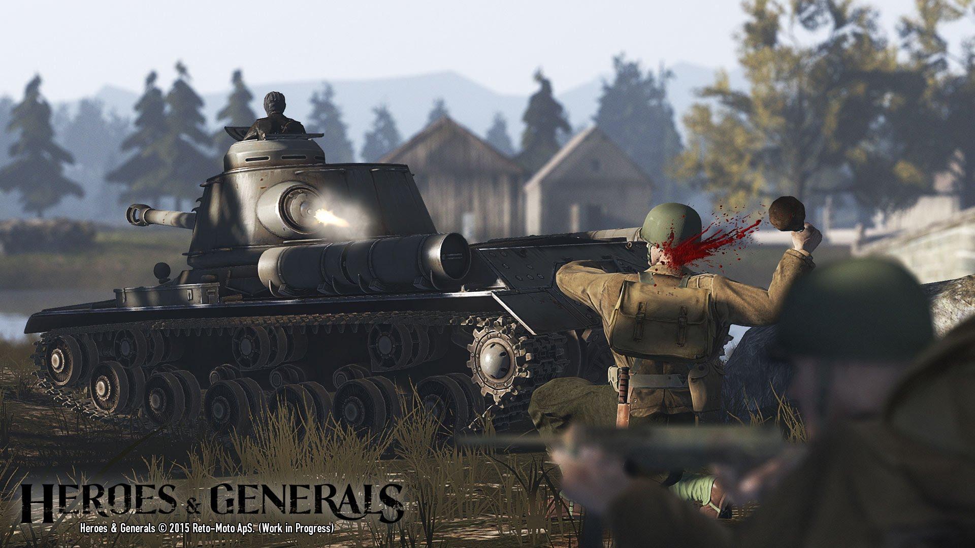 Heroes & Generals (2016)