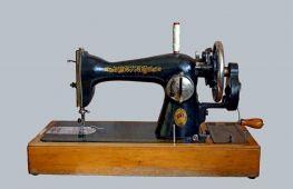 Особенности ремонта бытовой швейной машинки марки Подольск