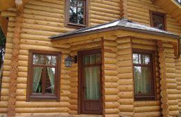 Монтаж пластиковых окон в деревянном доме: технология и особенности установки
