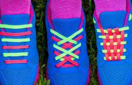 Как красиво зашнуровать кроссовки: 5 интересных схем