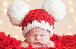 Девочка — именинница декабря. Варианты, как назвать малышку, рождённую в последний месяц года