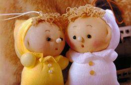Делаем кукол своими руками из капрона