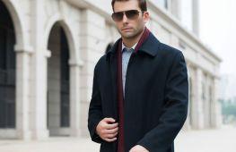 Мужской гардероб: как правильно выбрать и купить пальто