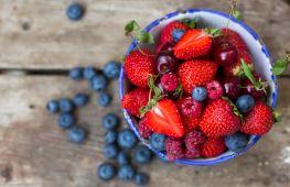 Ягоды и фрукты: какие можно при диабете