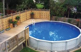 Какую химию использовать для каркасного бассейна: практикуем правильный уход за водой