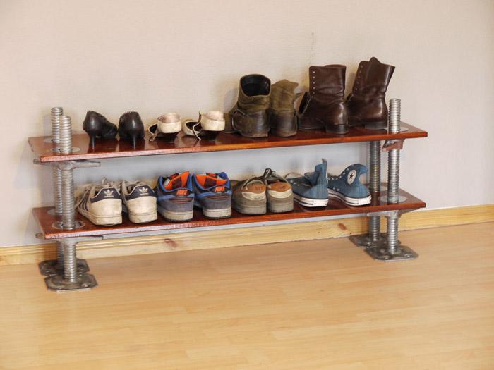 Подставка для туфель своими руками 38